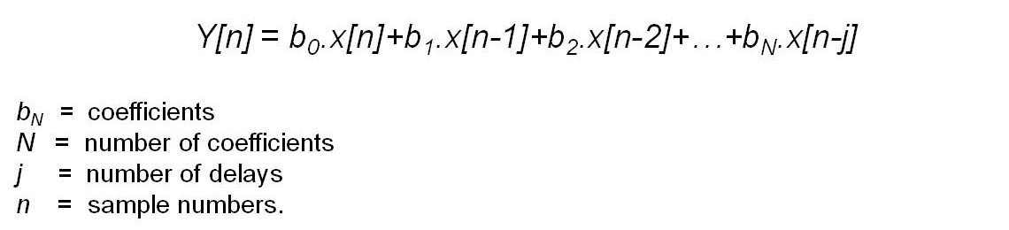filterdifference_equation