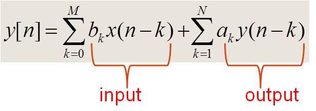 recursive_filter_diffequation_eng